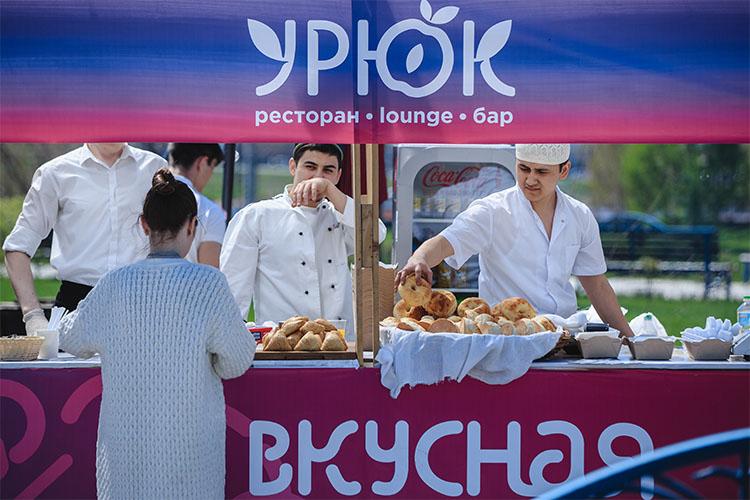 Гастрономический фестиваль«Вкусная Казань»был признан лучшим гастрономическим событием России поверсии событийного календаря России