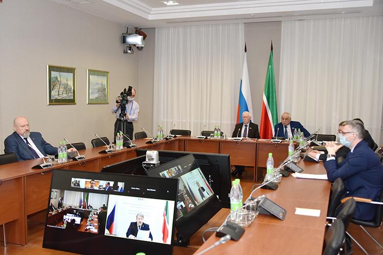 Сегодня входе заседания бюджетного комитета Госсовета РТСчетная палата озвучила итоги проверки исполнения сбора вбюджет Татарстана платежей запользование природными ресурсами
