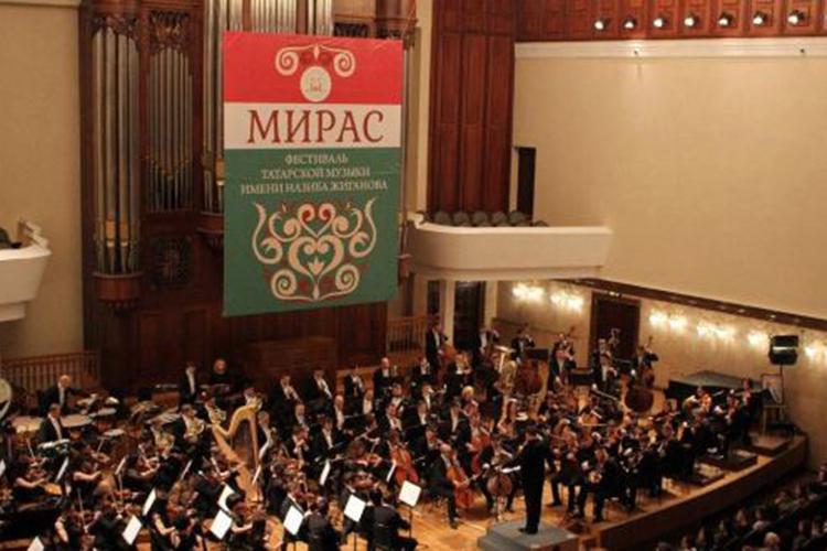 Вэтом году состоится уже шестой фестиваль татарской музыки имениНазиба Жиганова«Мирас».Открытие фестиваля, которое состоится 13февраля, будет посвящено 110-летию содня рождения Жиганова