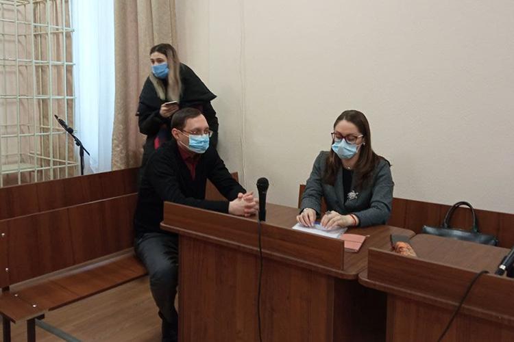 Сегодня вМосковском райсуде Казани решалась судьба теперь уже бывшего начальника казанского отдела полиции «Восход»Ильдара Вафина