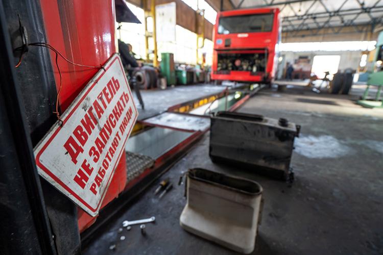 Автобус требует запчастей еще больше. Там даже двигатели нагазовых автобусах китайские, там хотябы можно какие-то детали российские поставить— сКитаемнет санкций, нет огромной разницы вкурсах валют