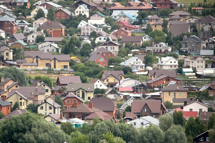 «Если обычно вгод врегионе мыпродавали порядка 40 домов, товпрошедшем было 100»