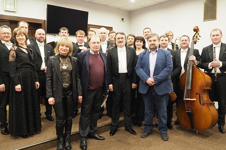 Организаторы приняли решение показать публики менее известные произведения композитора ивыбор пал наВосьмую симфонию, которая неисполнялась более 40 лет