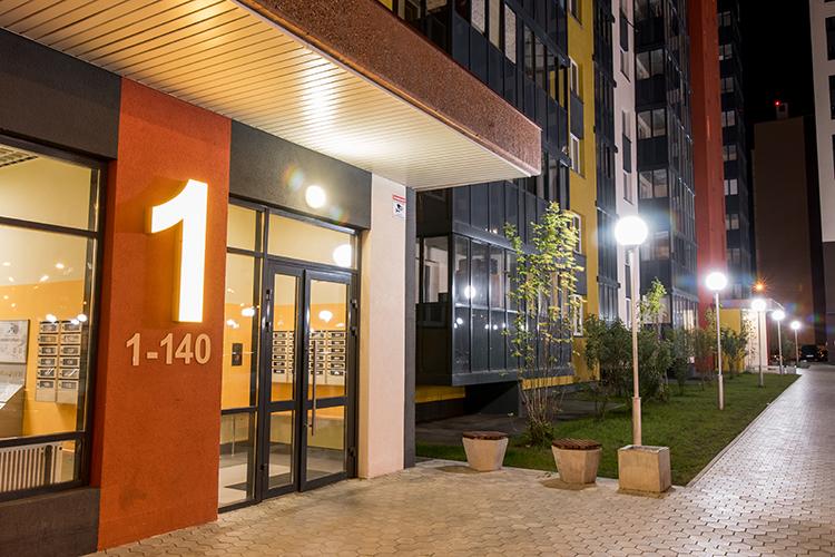 Комплекс«Светлая долина»относится кклассу доступного жилья. Места общего пользования оформлены сучетом современных дизайнерских решений