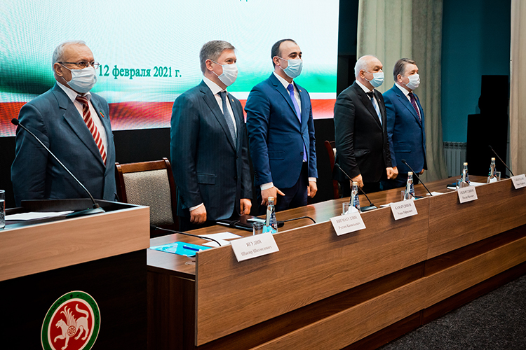 Вминувшую пятницу наотчетном заседании Советарайона подводили итоги социально-экономического развития Буинского муниципального района в2020 году