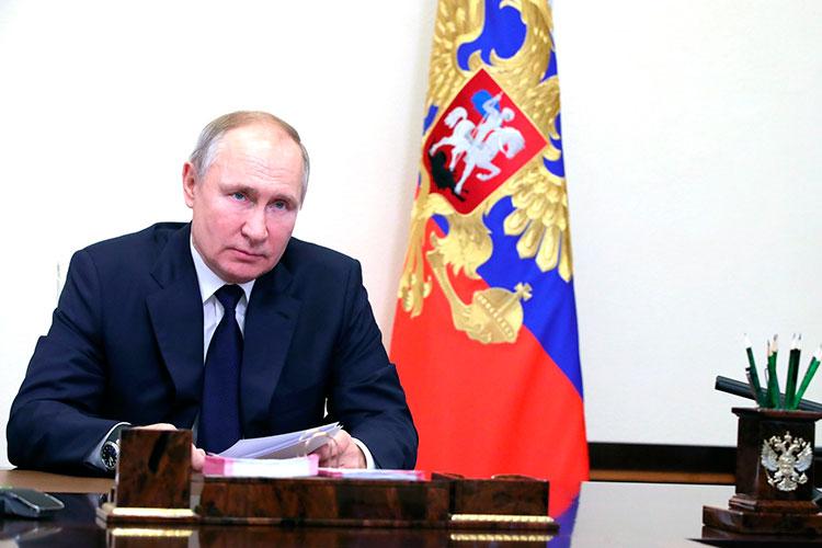 Владимир Путин: «Нет никаких сомнений в том, как в отношении нас работают наши так называемые оппоненты»