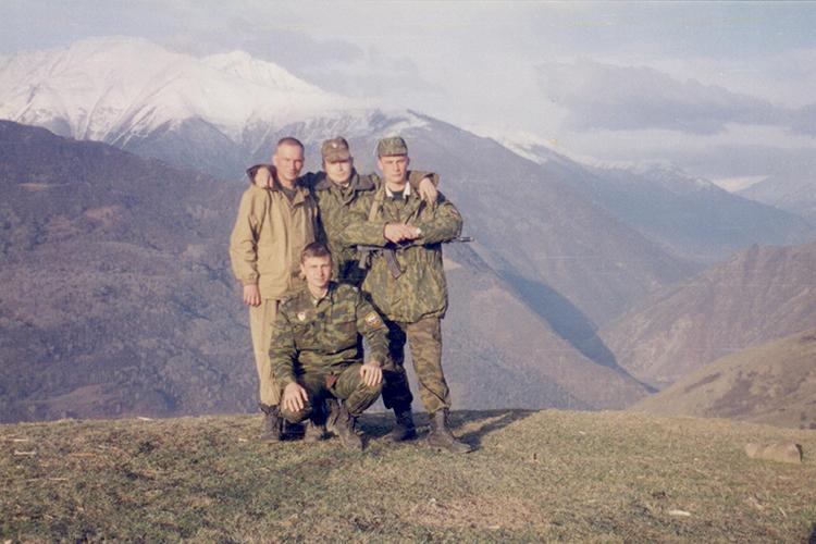 Итум-Кали, 2000
