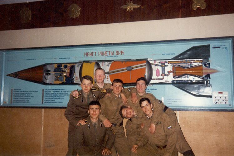 Казанское артиллерийское училище, 1999