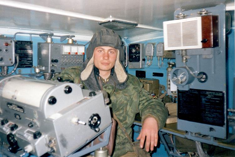 Максим Муковнин, учения, 1998