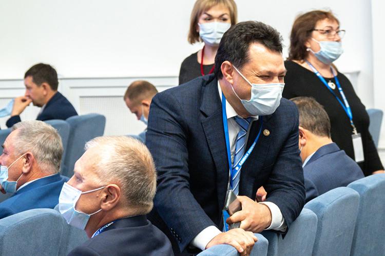 Несмотря навсе сложности, командаРустема Нуриеваможет занести 2020-й себе вактив, учитывая резкий скачок района врейтингеминистерства экономикиРТ