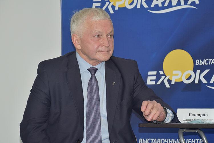 Сначала бизнес послушал выступление скрипачки в красном, потом — доклад руководителя ТПП автограда Фарида Башарова