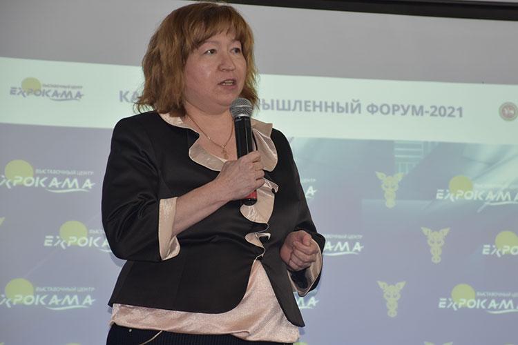 Светлана Галеева коснулась отмены ЕНВД. Патент, который пришел ему на смену, ожиданий бизнеса и лично ее, аудитора, не оправдал