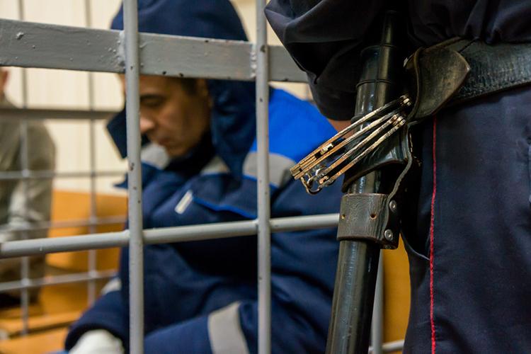 Число уголовных дел, которые рассматривали суды республики впрошлом году, достигло 112 тыс, изних десятая часть (18тыс.)— впервой инстанции.Свои приговоры услышали 13тыс. человек— это почти две трети отвсех подсудимых (64%)