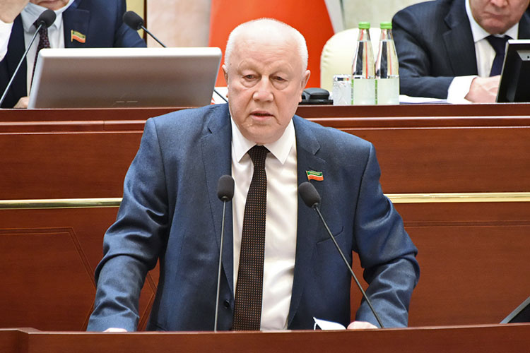 Марат Галеев: «Понятие собственности должно преобладать над всем законодательством»