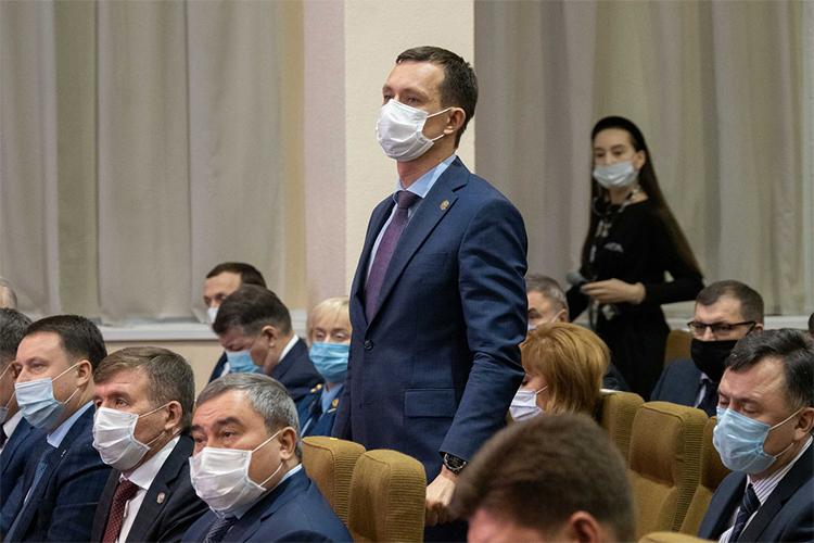 Каримов попросил коллегу изминцифры РТАйрата Хайруллинаактивнее вовлекать предприятия для получения «цифровых займов»