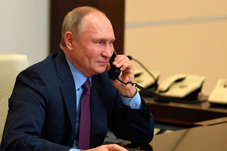 «Когда была история сТelegram, Путин был самым выдержанным человеком»