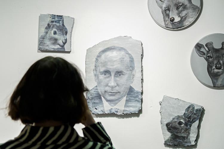 «Говорят: если неПутин, токто? Пока есть Путин, никого небудет»
