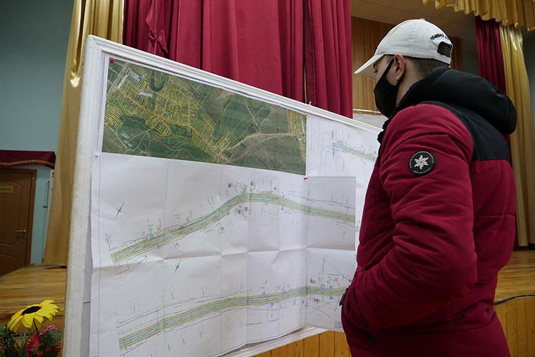 Наэтой неделе жители сельского поселения Богородское предприняли отчаянную попытку защититься отстроительства новой дороги через ихсело