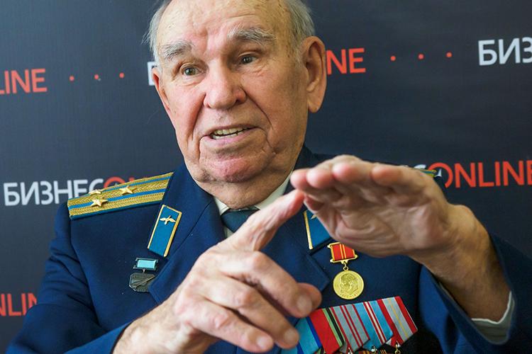 Алексей Никонов: «Неудивительно, что были большие потери— исамолетов, илетчиков. Говорить обудовольствии отпилотирования Ту-22 неприходилось»