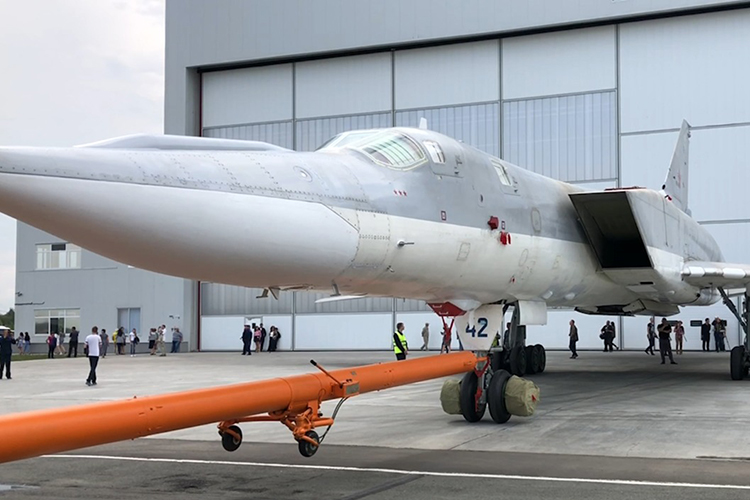 Предположительно, до варианта Ту-22М3М модернизируют 30 самолетов