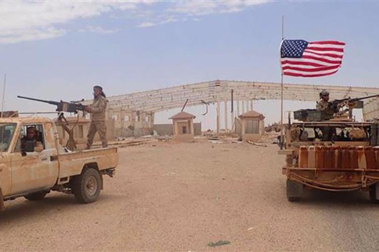 «Натерритории Сирии присутствуют российские иамериканские войска— несамые большие «друзья». Тем неменее американцы ниразу непредприняли попыток атаковать нашу армию»