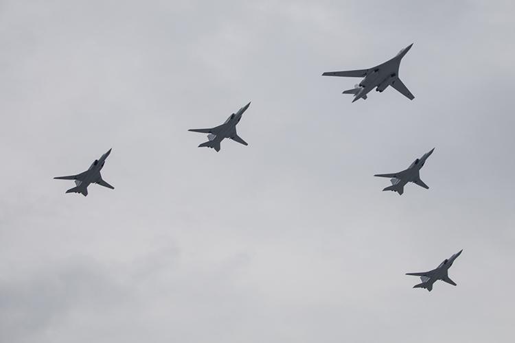 «Внаиболее напряженный период наша авиация осуществляла потри-четыре боевых вылета накаждый самолет— примерно такаяже напряженность для авиации была только всамых ожесточенных сражениях Второй мировой войны»