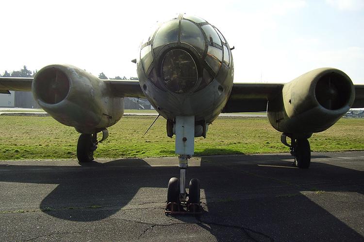 Летчики с любовью вспоминают Ил-28 — красивый и надежный самолет