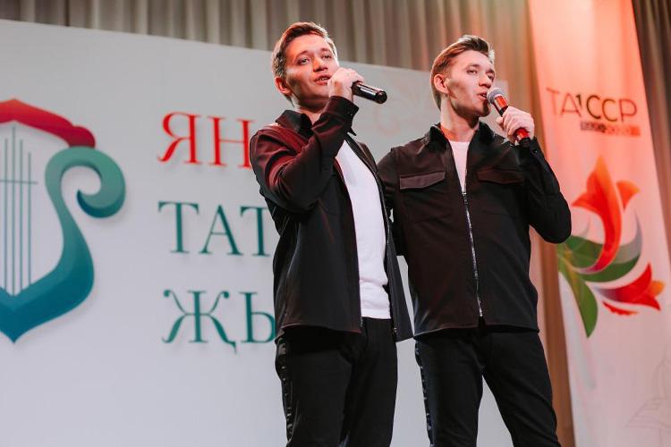 «Главное здесь— непереборщить, сохранить национальный колорит татарской песни. И, конечноже, нужен профессиональный уровень. Как вплане музыки, так ивплане текста наших песен»