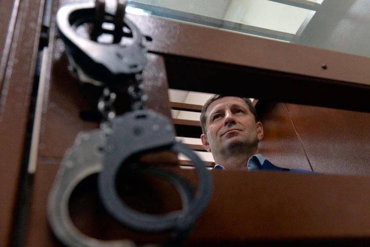На сегодня под следствием и судом находятся еще пять губернаторов (на фото Сергей Фургал)