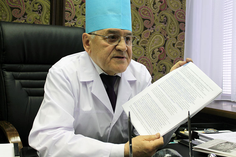 Тауфик Сафин проработал гендиректором ОАО «Городская клиническая больница №12» до 2015 года