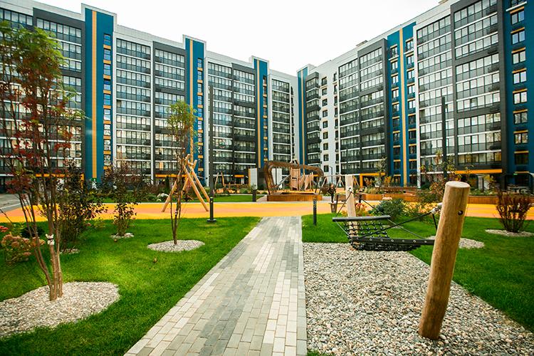 Десятка лидеров в2020-м сдала почти половину многоквартирного жилья вТатарстане