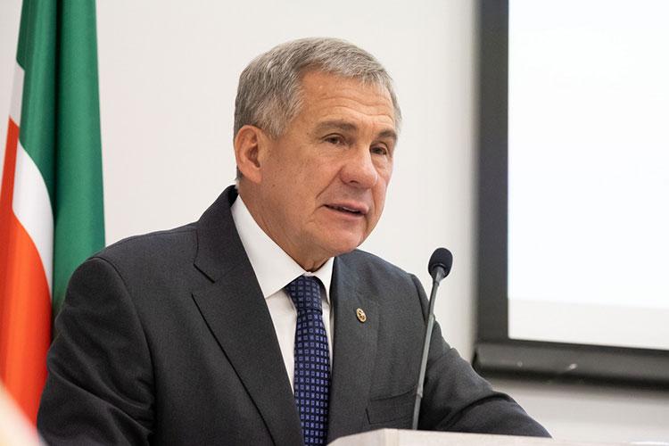 Рустам Минниханов: «Разбазарили — одно дело, но то что сохранили должно работать на благо потребкооперации»