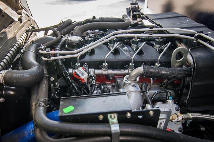 Двигатель «Валдая»— это надежный Каминз ISF2.8, дизельный, стурбонаддувом иохладителем наддувочного воздуха