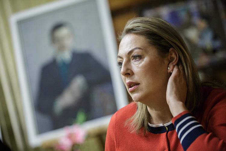 Юлия Таланова: «Какбы небыл сладок мед, нокак всегда есть ложка дегтя. Нам, как туристической пострадавшей отрасли, которая еще иразвивает территорию, всеми банками было отказано ввыдаче этого первого кредита»
