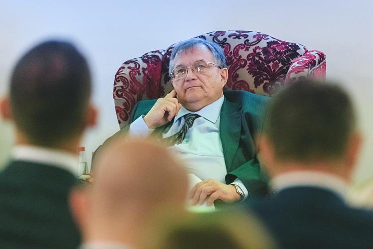 На«эпоху» Петрова вРостехнадзоре выпал новый виток промышленного развития регионов, втом числе иТатарстана