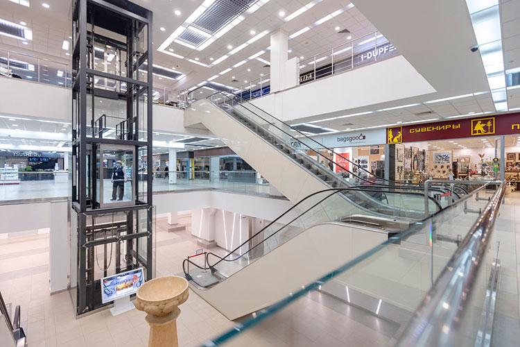 Казанский ЦУМ с приходом московском управляющей компании Lynks Property Management также взял прицел на обновление.