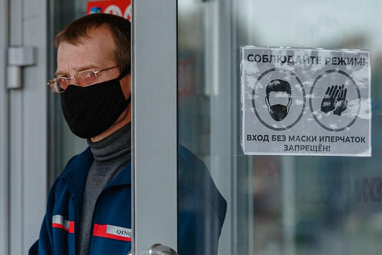 Торговые центры Казани медленно, но верно начали выходить из ковидной комы