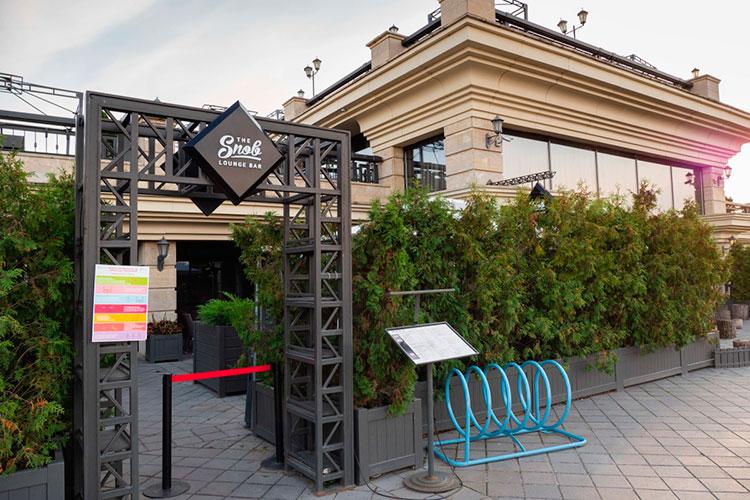 На фоне прихода «Макдоналдс» соседние два ресторана Mio и Snob, выставленные ранее под аренду, необъяснимо взлетели в цене