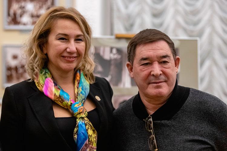Салават Фатхетдинов, как и еще трое его коллег, накануне приказом Ирады Аюповой назначены советниками на общественных началах министра культуры Татарстана