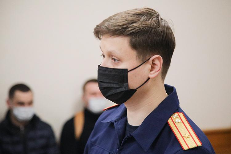 ДмитрийЛиневич заявил, что Борис Петров разработалиприменил преступную схему, вкоторую вовлек и своих подчиненных.Петров дал указаниеООО«Энерго Инжиниринг»всяческивоспрепятствоватьвполучении разрешения наввод энергоустановки вэксплуатацию длязавода Haier