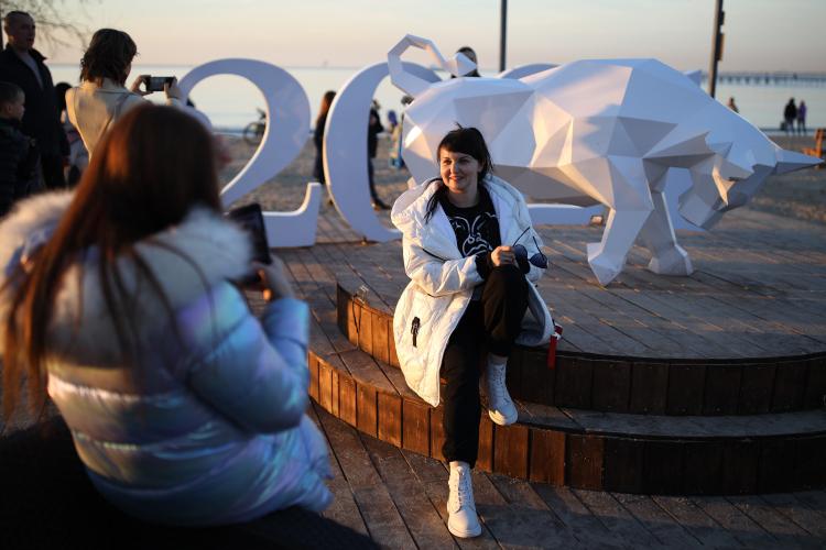 «Наибольшим спросом пользовались горнолыжные туры ипрограммы повсем регионам России»,— заявила Ломидзе, уточнив, что лидером оказался Краснодарский край
