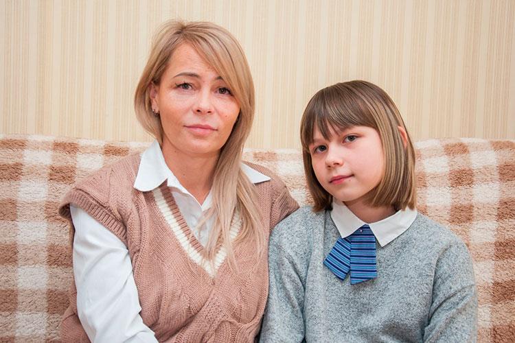 Только после выписки из роддома Наталья решилась сообщить супругу страшную правду — у Виолетты врожденная патология