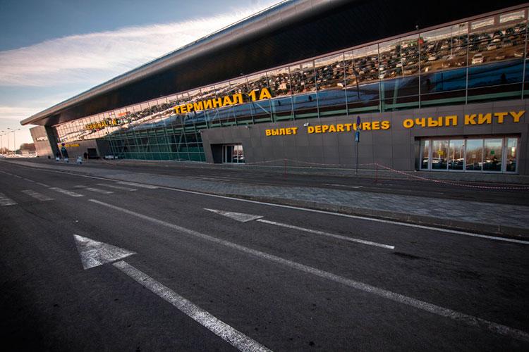 Создание 1А обошлось в $35 млн, реконструкция старого терминала (1) — в $1,3 миллиона