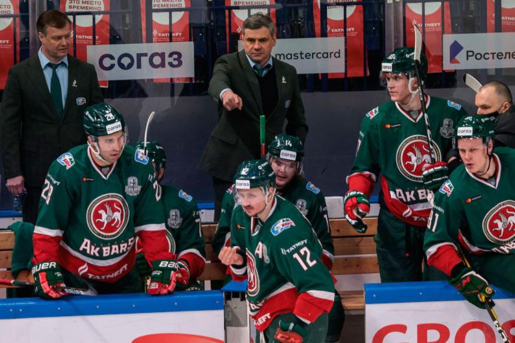Казанская команда заставила поволноваться только в первой из четырех игр, а дальше смяла нижегородцев, забросив в трех матчах 12 шайб и пропустив всего две
