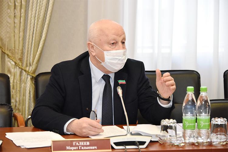 Марат Галеев рекомендовал для решения вопроса сбанками, обратиться сначала вЦентробанк, поскольку именно пишут методики для банков