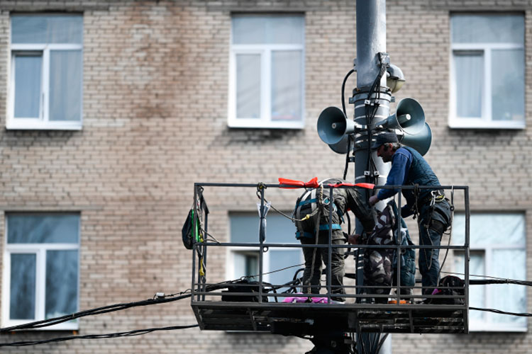 Как оказалось, ФСБ и СКР заинтересовались экстренными сиренами, установленными на улицах Казани