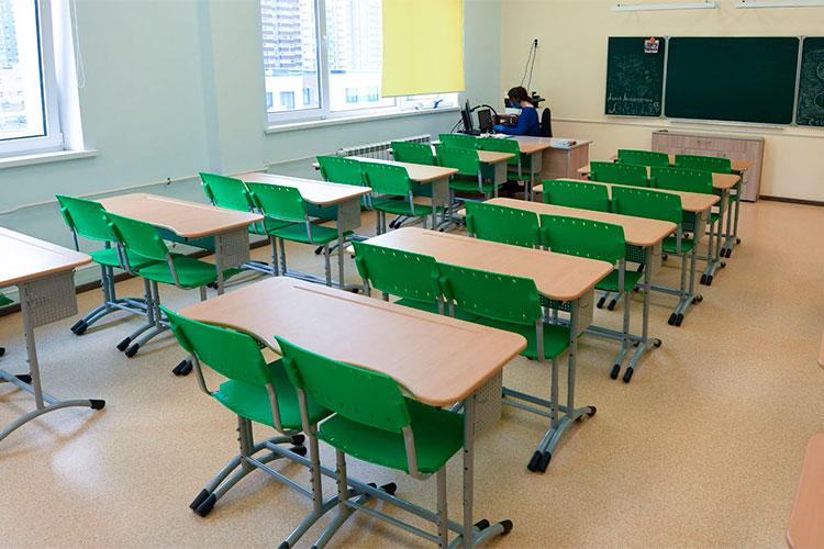 «Никто немог предположить, что все школы Казани— это 190 учреждений, 166 изкоторых— муниципальные— должны будут массово перейти надистанционное обучение»