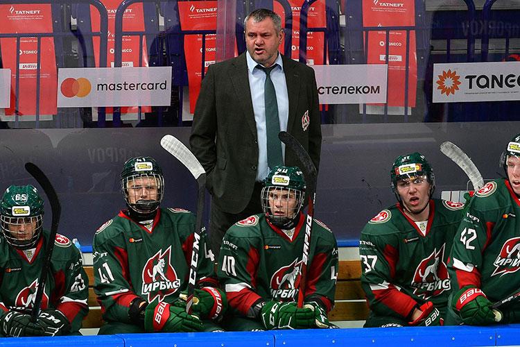 Главный тренер «Ирбиса» Артём Анисимов пока не предоставляет нападающему много игрового времени, выпуская его в четвёртом звене