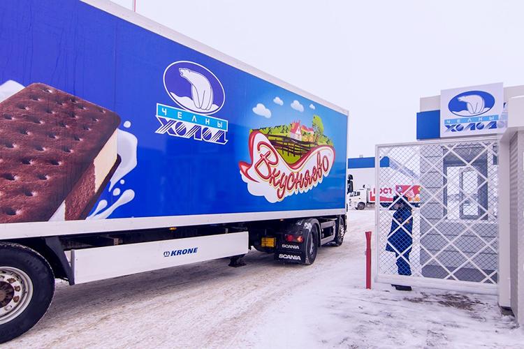 «Челны-Холод»— известный вНабережных Челнах изаего пределами производитель мороженого иполуфабрикатов, который точнознает, какие требования предъявляются кхолодильным складам