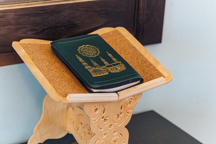 «Главный критерий, покоторому мыможем вычислить неаутентичные вставки внутри ислама— это Коран, слово Бога. Именно онисоставлял путь Пророка»